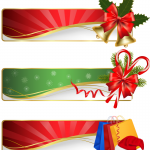 Santa Claus Gifts 2019 Vector