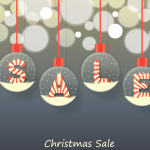 Christmas Bright Decoration 2019 Vector