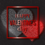Colorful Valentine's Day Love 2019 Vector