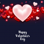 Valentine's Day of the Heart 2019 Vector