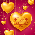 Cupid's Gold Floating 2019 Vector
