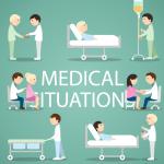 Medical Role Design 2019 Vector